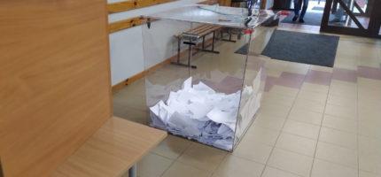 Wybory: Frekwencja na godz. 17.00