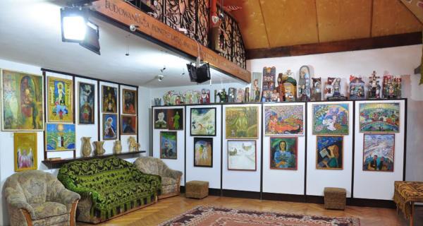 Solidarni z Białorusią przez sztukę