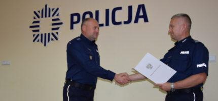 Zmiany w kierownictwie grodziskiej policji